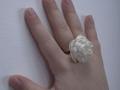 кольцо РОЗА БЕЛАЯ