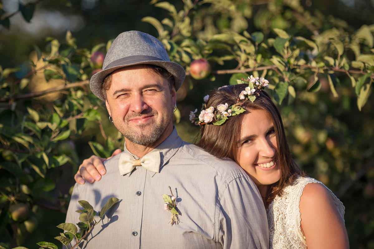 яблоневая свадьба