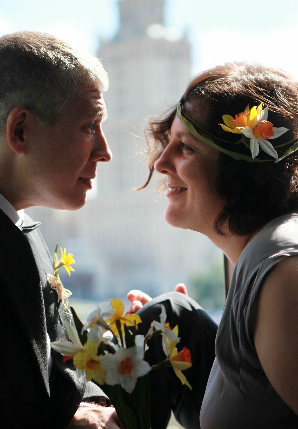 нациссовая свадьба