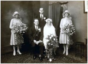 свадьба 1928 год
