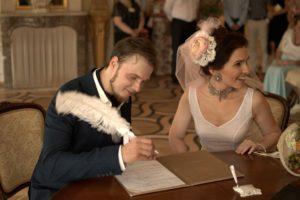 свадьба Ирины