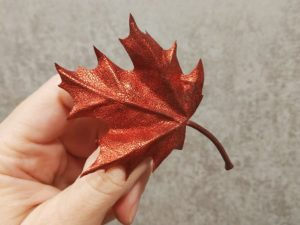 сияющий лист